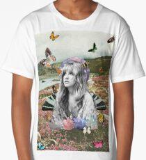 My Divinity: Stevie Nicks Long T-Shirt