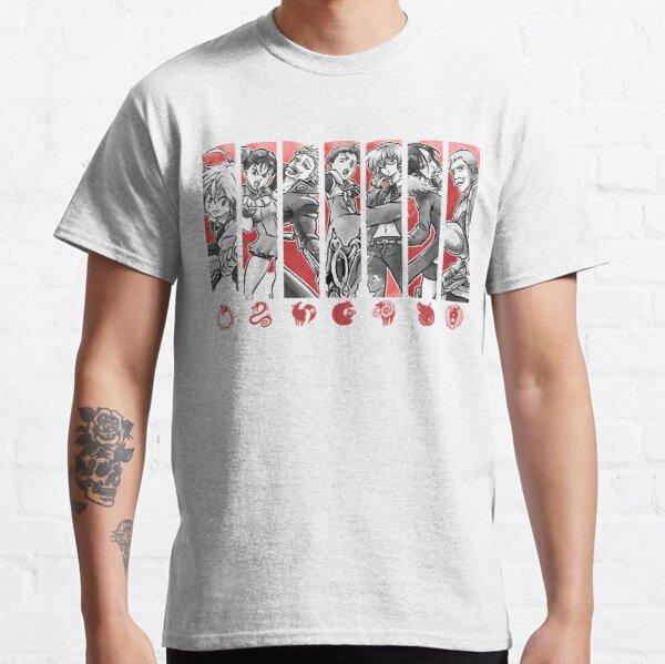 Équipe Sins T-shirt classique