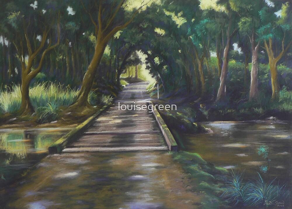 The Green Archway, Warrens Lane - Lansdowne by louisegreen