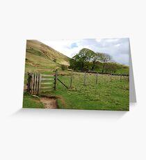 Peak District  Greeting Card