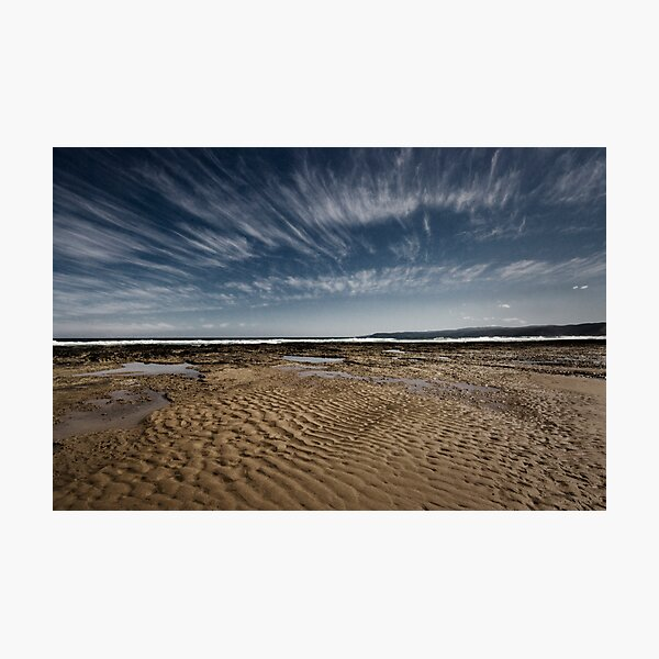 River Beach, Aireys Inlet Photographic Print
