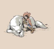 Petite Rouge en le Loup