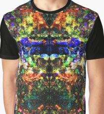 Posthardcore Psychedelic Universum Graphic T-Shirt