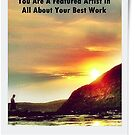All About Your Best Work - Banner by joannemaree
