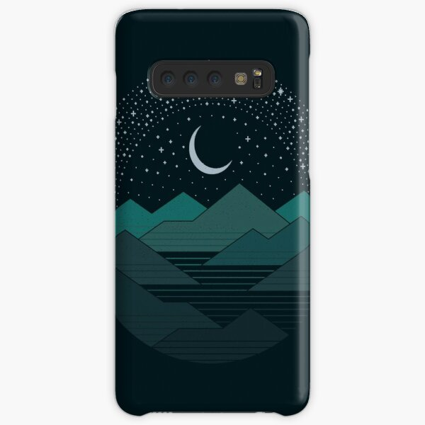 Between The Mountains And The Stars Samsung Galaxy Snap Case