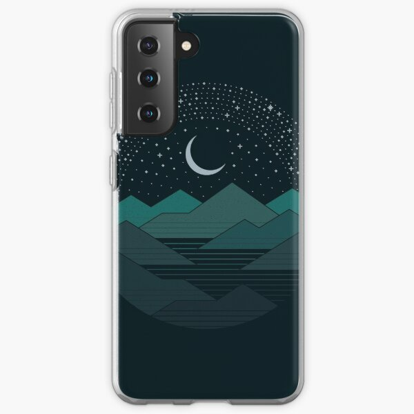 Between The Mountains And The Stars Samsung Galaxy Soft Case