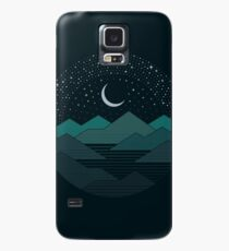 Between The Mountains And The Stars Case/Skin for Samsung Galaxy