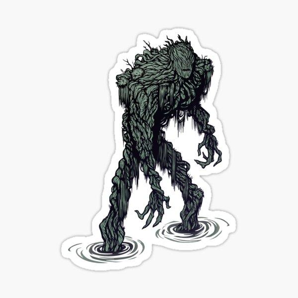 Swamp citizen Sticker