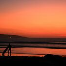 Lonely Surfer by pjharps