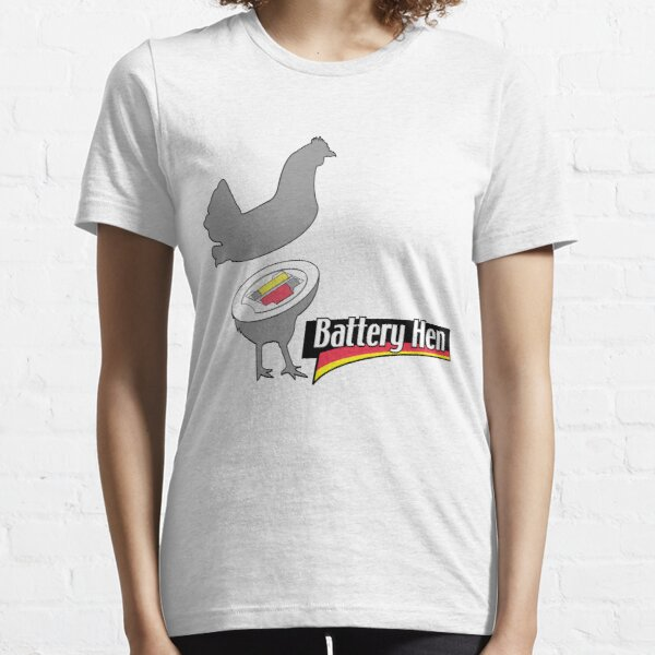 Battery Hen Essential T-Shirt