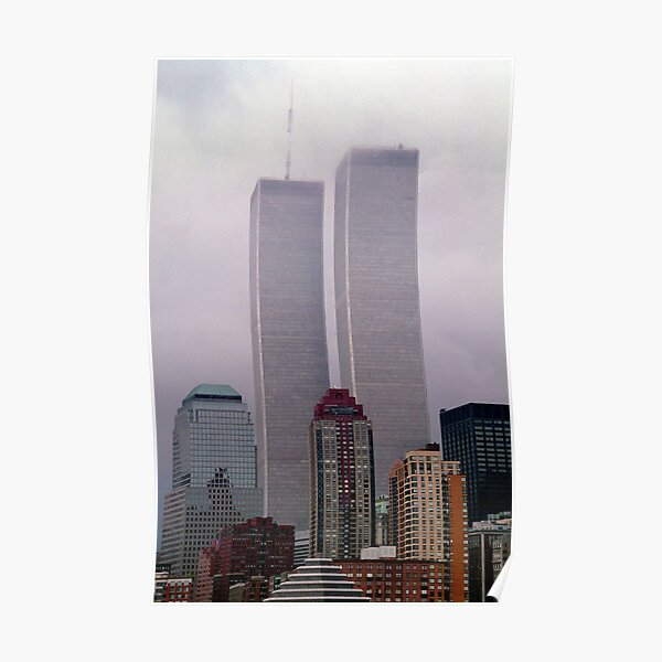 Prophecy - The World Trade Centers Poster