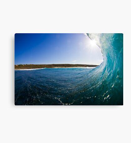Mind Surf Leinwanddruck
