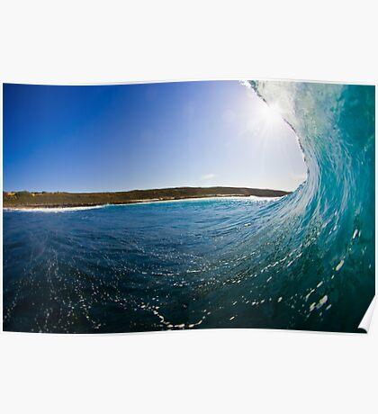 Mind Surf Poster