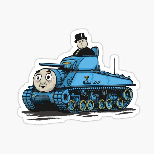 Thomas The Tank Sticker