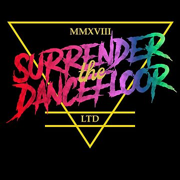 Surrender the dancefloor by DeMaggus