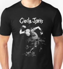 Circle Jerks Unisex T-Shirt
