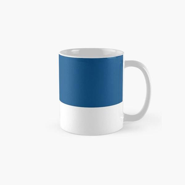 Classic Blue Pantone Simple Design Classic Mug