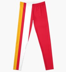 Chiefs Kingdom: Stripes 2 Leggings