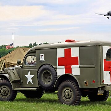 Field Ambulance by djphoto