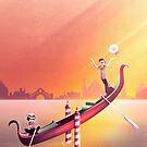 Venice swing by schwebewesen