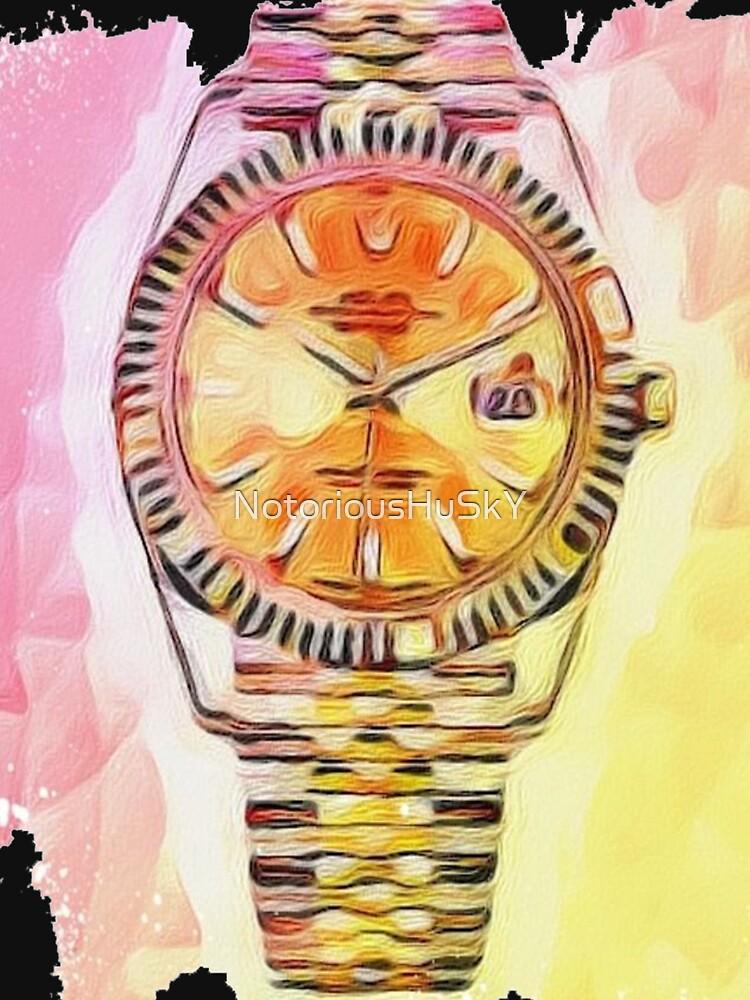Uhrzeit Rolex von NotoriousHuSkY