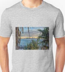 Gold Coast Sunrise Unisex T-Shirt