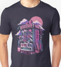 Retro Spielautomat Slim Fit T-Shirt