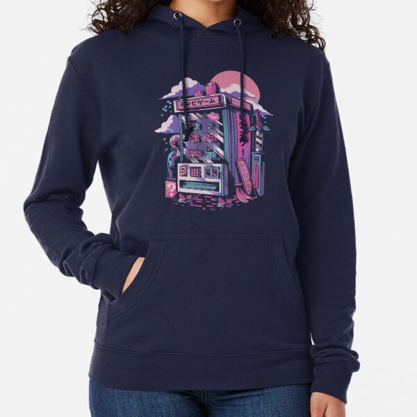 Retro gaming machine Lightweight Hoodie