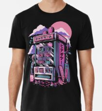 Retro gaming machine Men's Premium T-Shirt