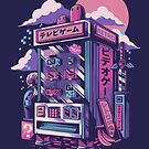 Retro gaming machine by Ilustrata Design