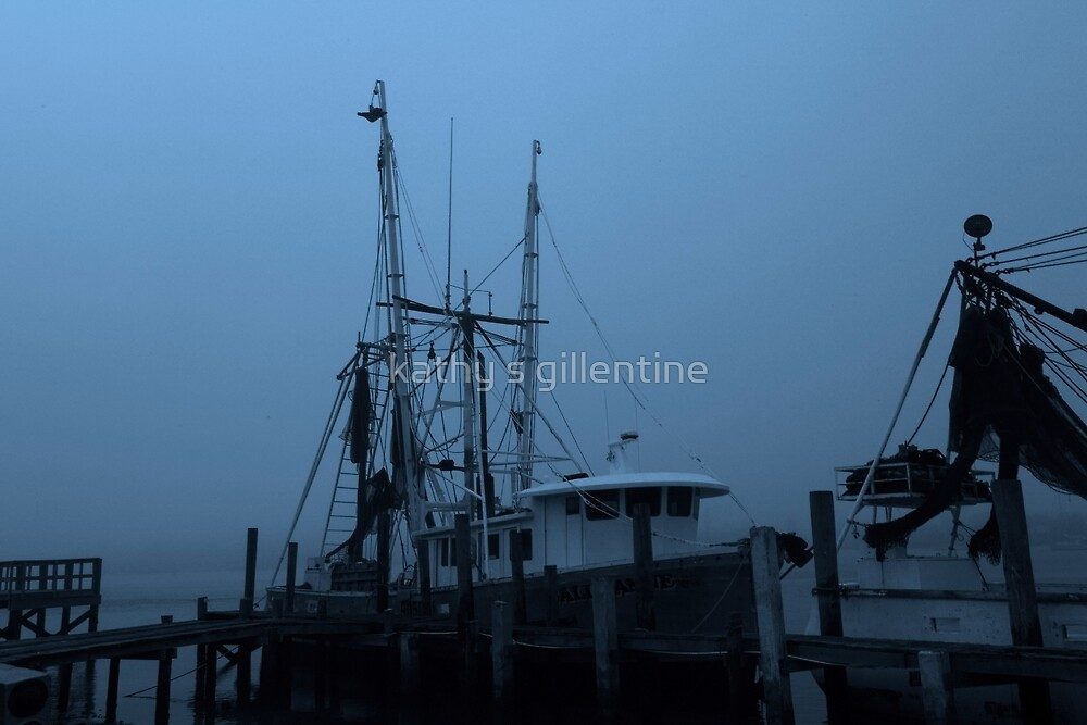 misty habor by kathy s gillentine