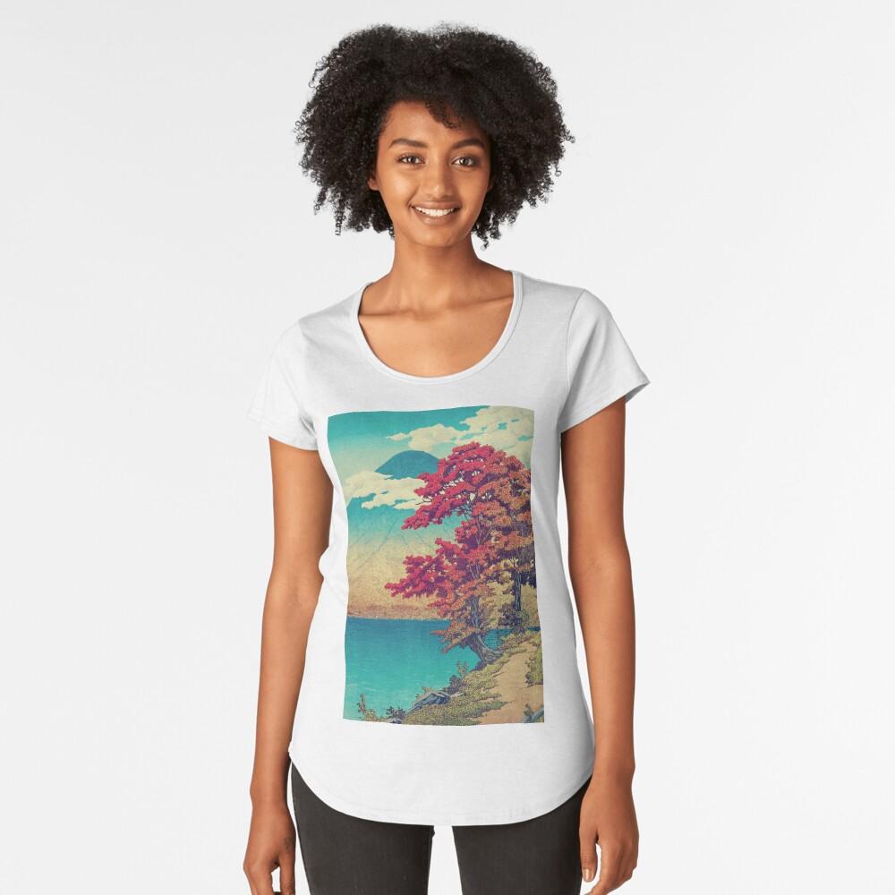 Das neue Jahr in Hisseii Frauen Premium T-Shirt