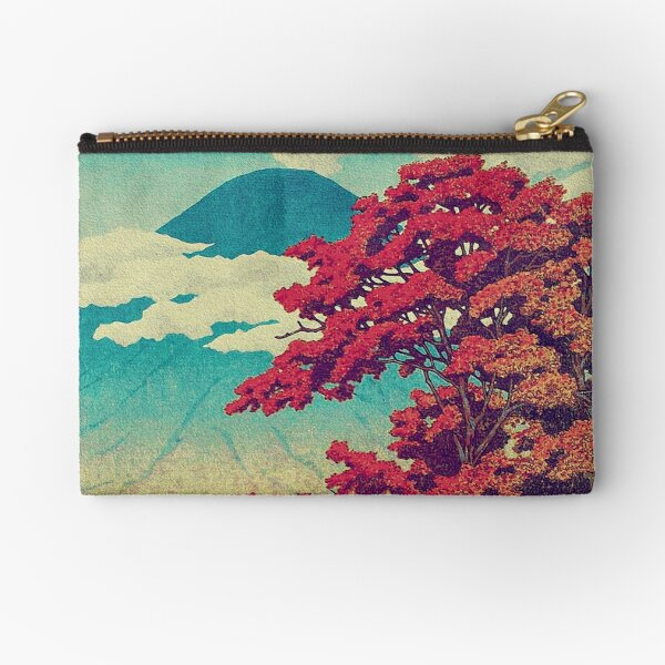The New Year in Hisseii Zipper Pouch