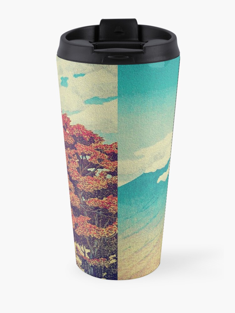 Alternate view of The New Year in Hisseii Travel Mug