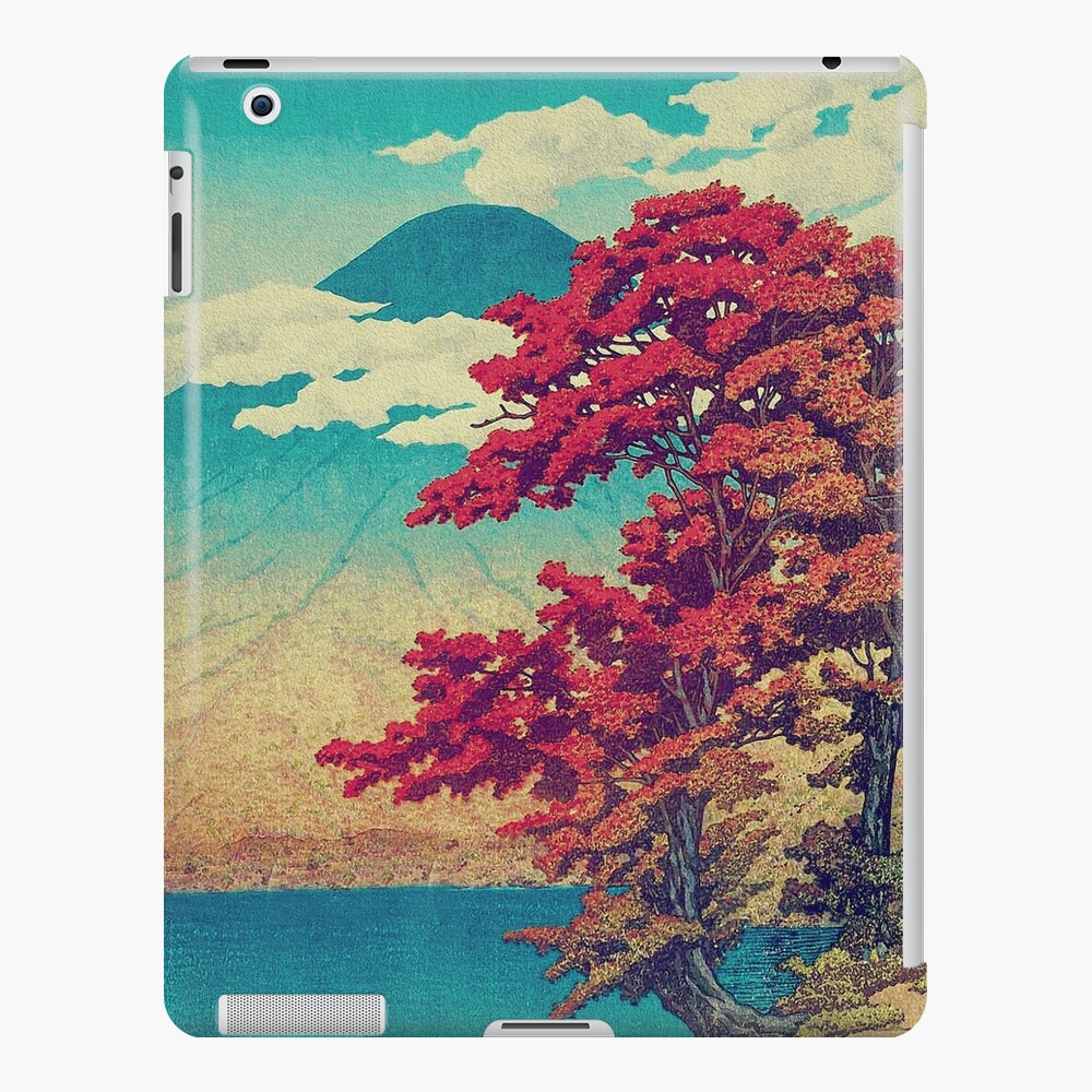 The New Year in Hisseii iPad Case & Skin
