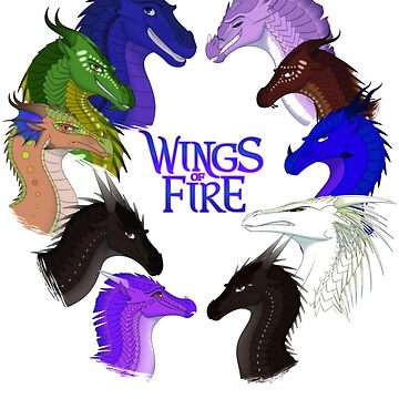 All Together Wings of Fire by chokisoklat