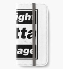 Straight Outta Burnage, Our Kid iPhone Wallet/Case/Skin