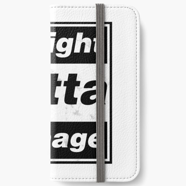 Straight Outta Burnage, Our Kid iPhone Wallet