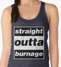 Straight Outta Burnage, Our Kid Women's Tank Top