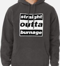 Straight Outta Burnage, Our Kid Pullover Hoodie