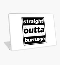 Straight Outta Burnage, Our Kid Laptop Skin
