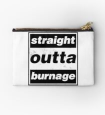 Straight Outta Burnage, Our Kid Studio Pouch
