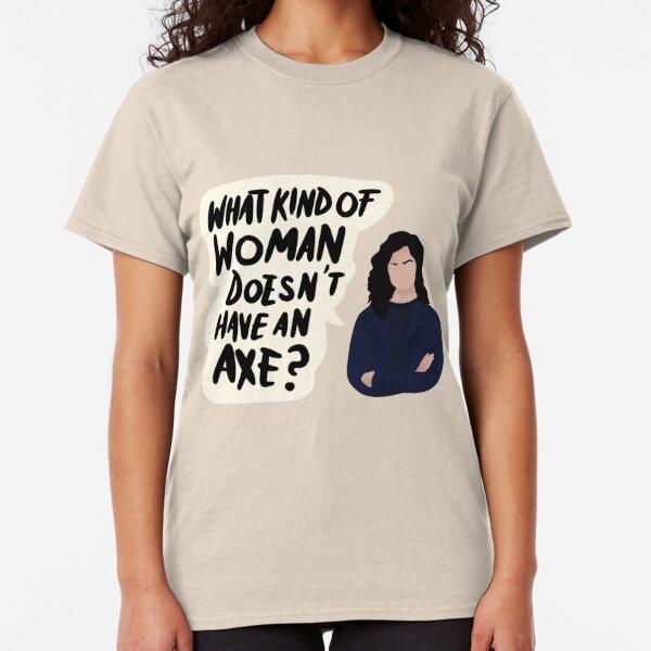 Rosa Diaz... but make it minimalistic Classic T-Shirt