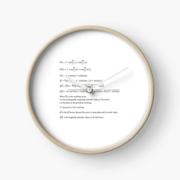 Physics Prints,  #Physics #word #business #cloud #text #concept #abstract #marketing #management #illustration #web #design #internet #white #communication #website #creative #tag #words #information Clock