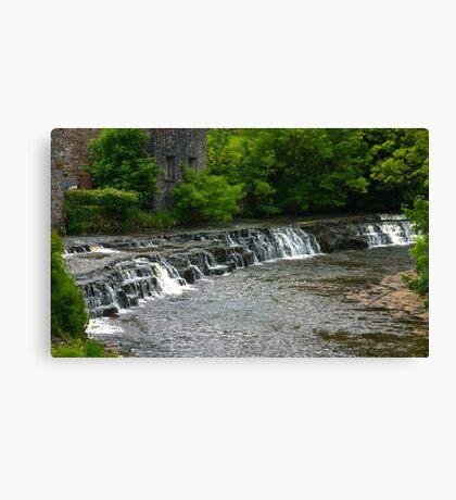 Bainbridge Falls Canvas Print