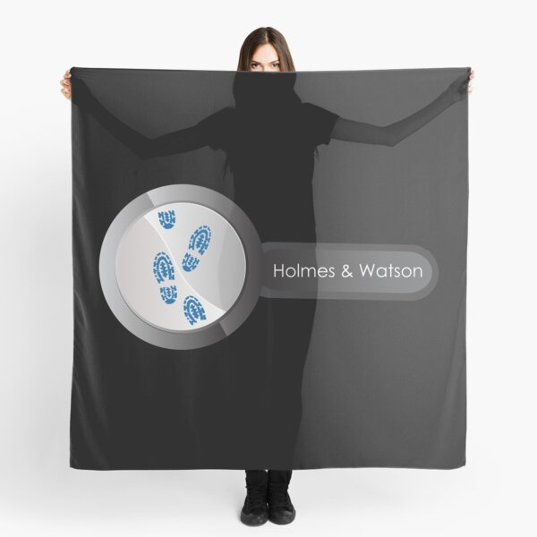 holmes and watson Scarf