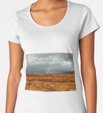 RAINBOW ON THE GLEN Women's Premium T-Shirt
