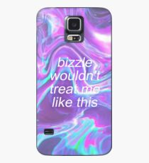 Funda/vinilo para Samsung Galaxy bizzle wouldn't treat me like this