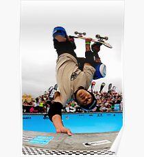 Steve Caballero - Bondi Bowlarama 2009 Poster