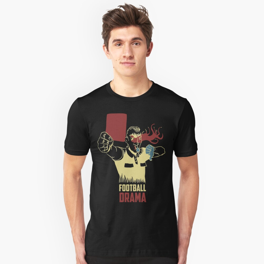 Football Drama Official Merchandising Slim Fit T-Shirt